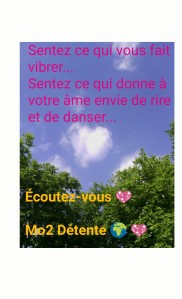 Le message de Mo2 Détente 🌍