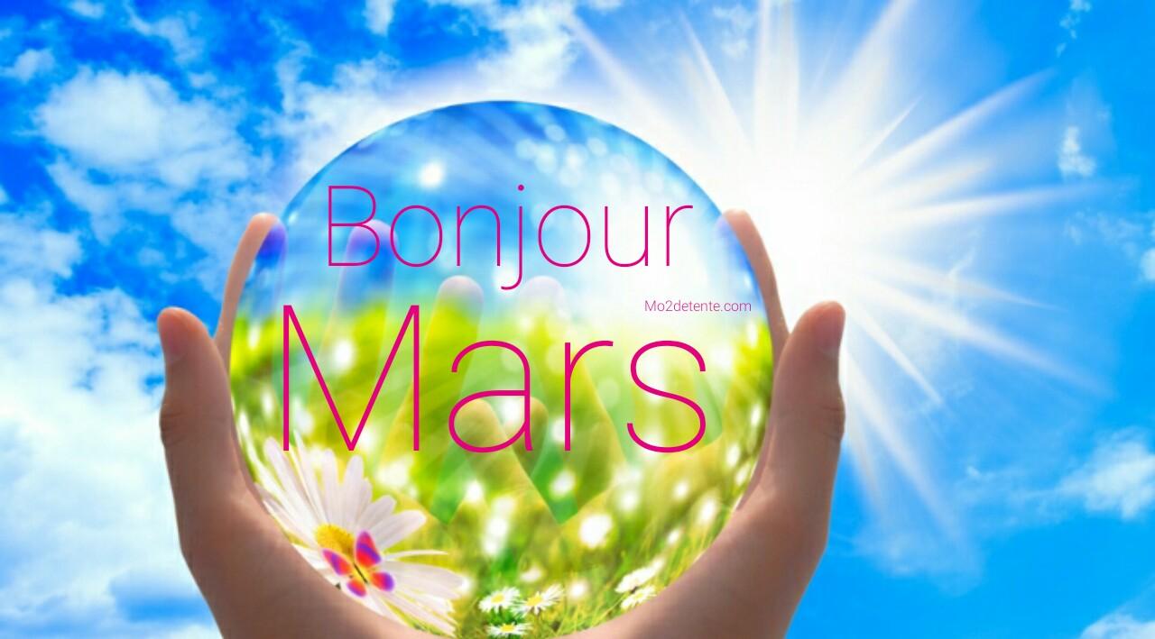 Bonjour Mars | Mo2 Détente